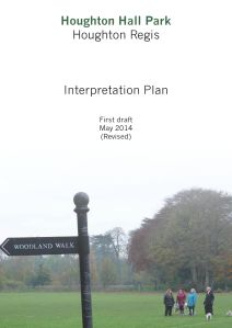 Houghton Hall Interp Plan first draft 2submission 1