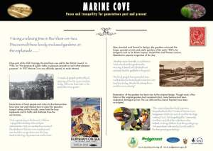 Marine Cove design 3 *