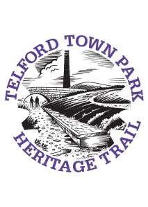 Telford Heritage Trail OutL Logo