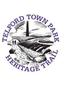 Telford Heritage Trail OutL Logo